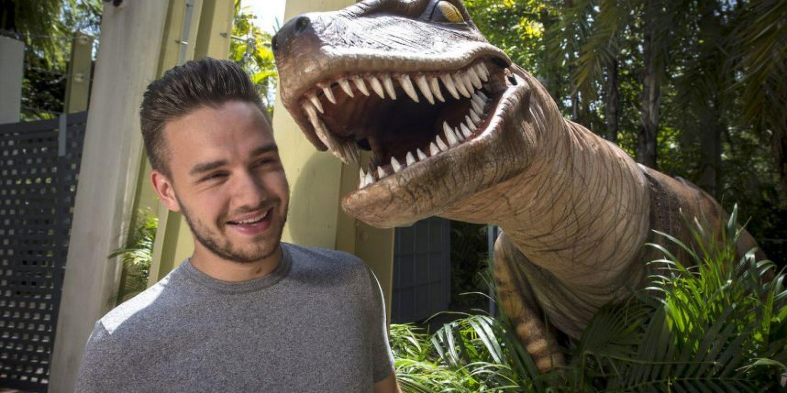 Durante una entrevista, Liam confesó que Louis está muy emocionado con la noticia. Foto:Getty Images