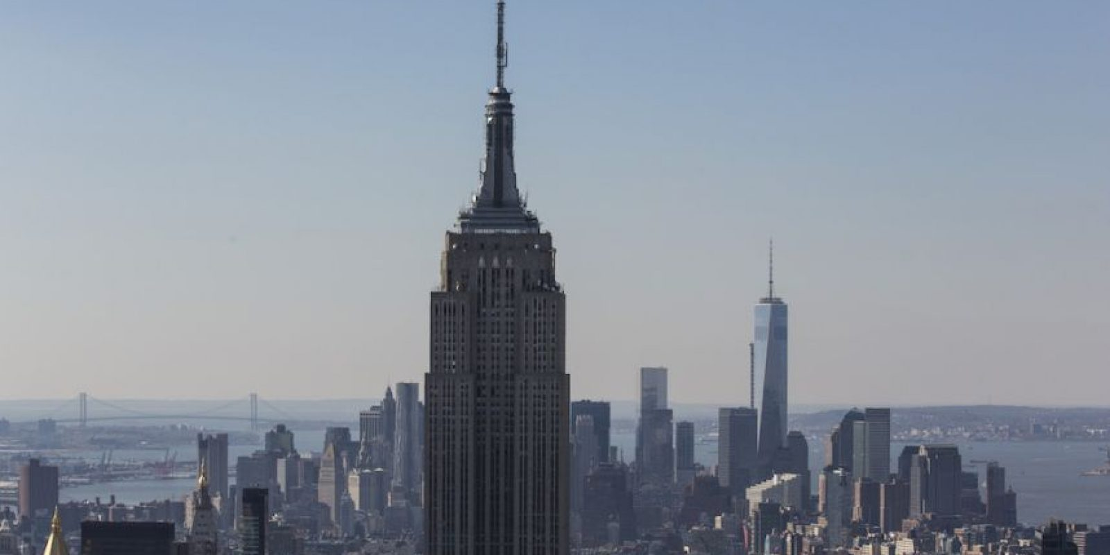 Edificio Empire State. Foto:Getty Images