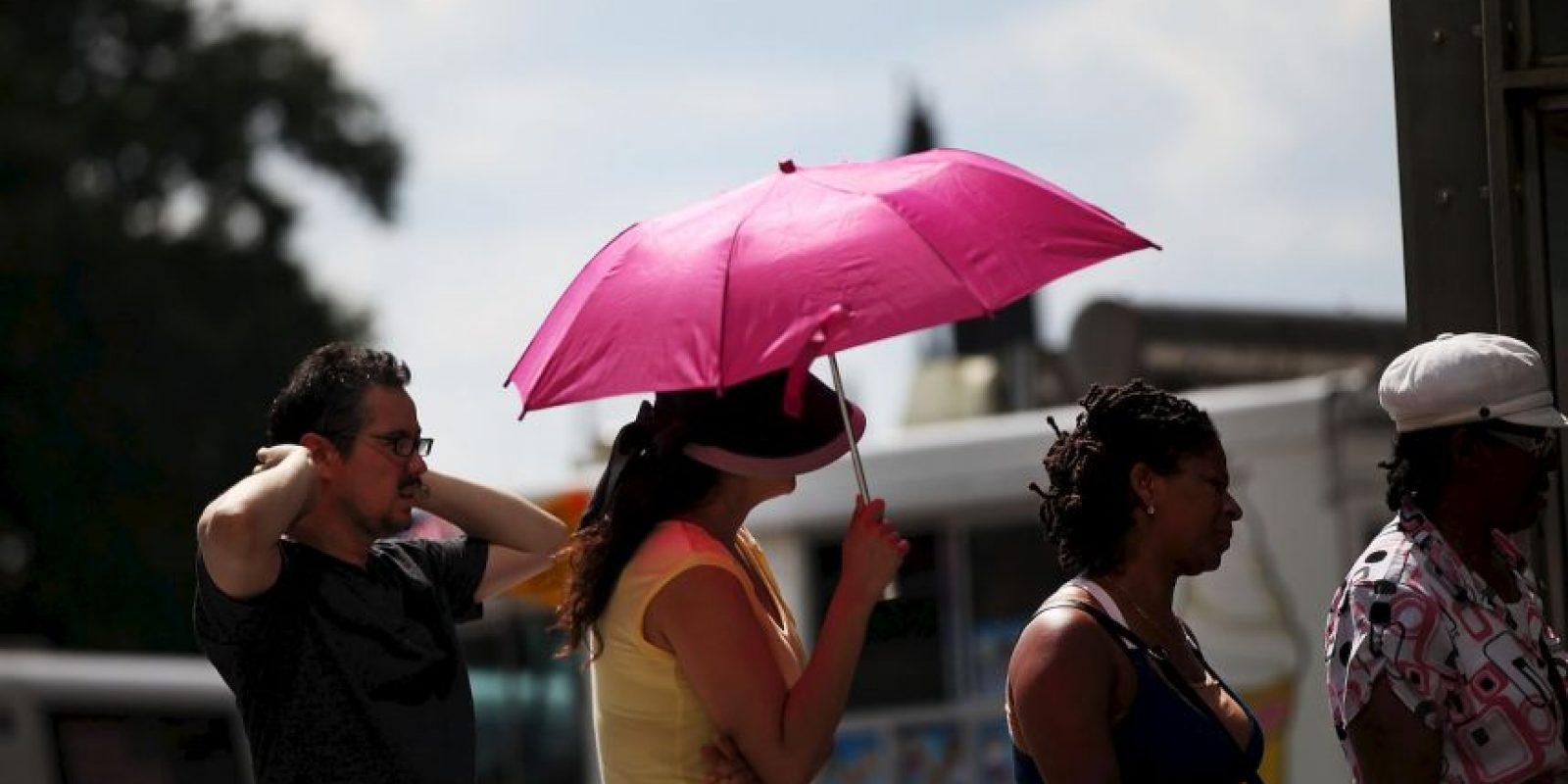 Tanto que puede ocasionar quemaduras graves en la gente que toca su carrocería después de haber sido expuesto al sol durante 10 minutos. Foto:Getty Images