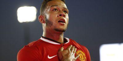 3. Memphis Depay / Manchester United / Holanda / 21 años / Extremo izquierdo Foto:Getty Images