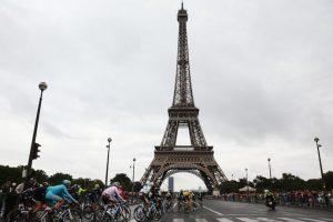 Torre Eiffel. Foto:Getty Images