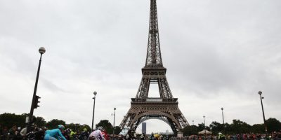 Torre Eiffel. Foto: Getty Images
