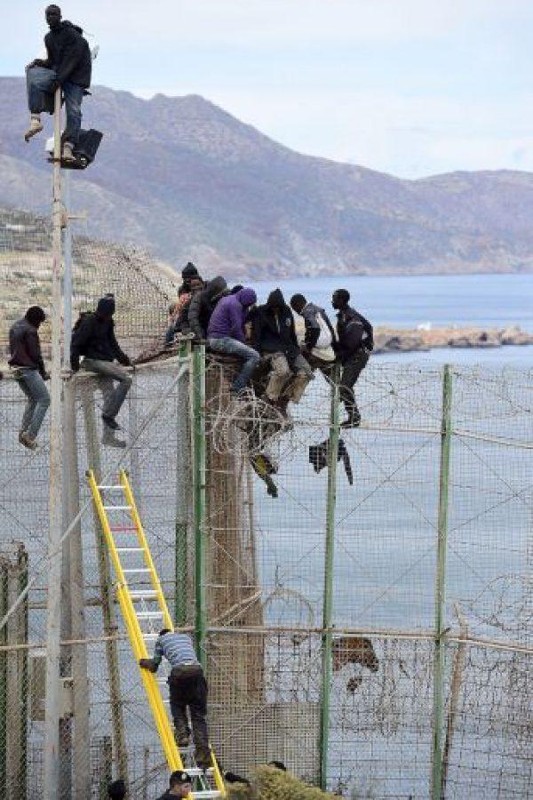 Las autoridades sospechan que el destino final del marroquí era Francia. Foto:Getty Images