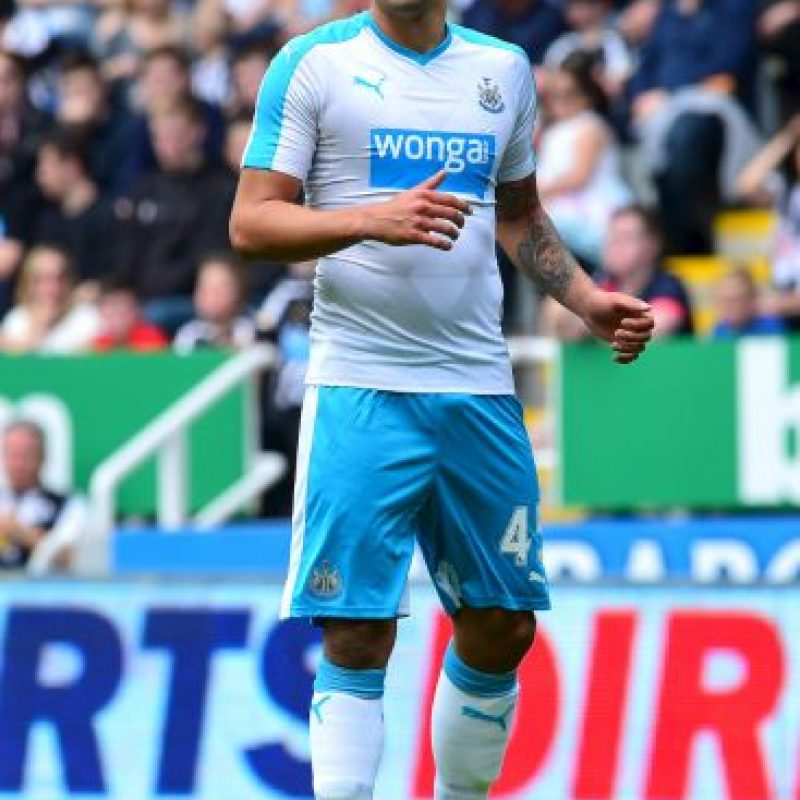 13. Aleksandar Mitrovic / Newcastle / Serbia / 20 años / Centro delantero Foto:Getty Images