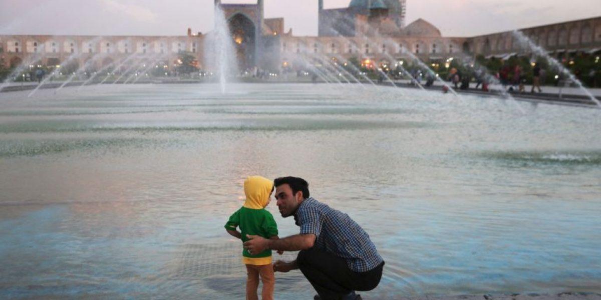 Irán registra una de las temperaturas más altas de la Historia