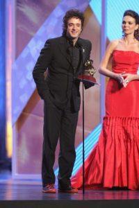 Gustavo Cerati falleció en la ciudad de Buenos Aires el 4 de septiembre de 2014 a los 55 años de edad. Foto:Getty Images