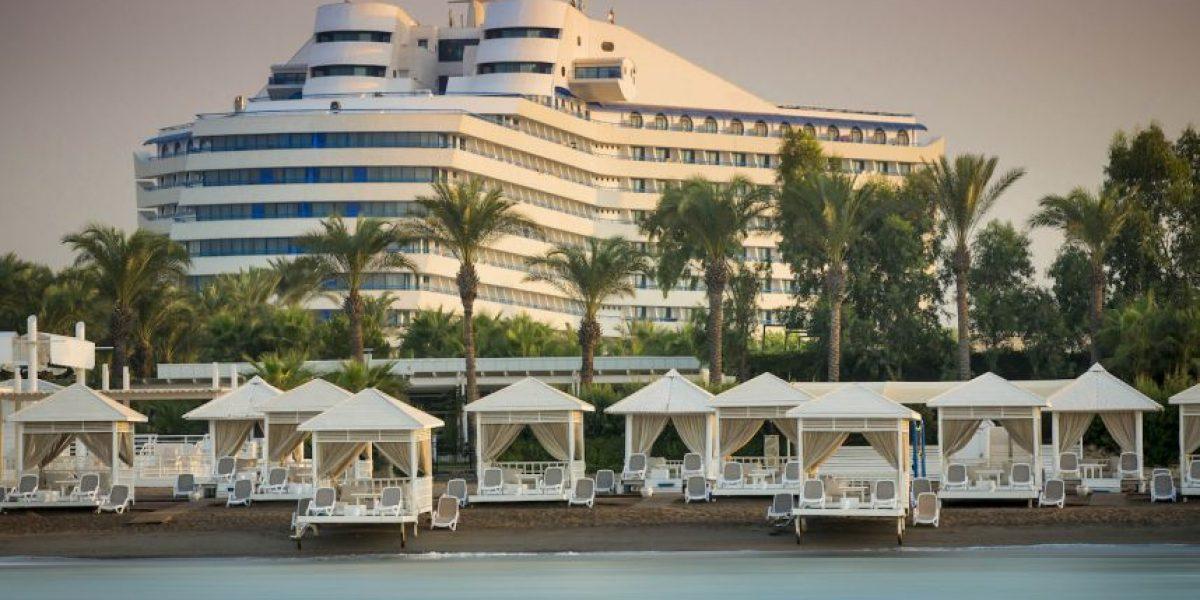 Recrean el Titanic y lo convierten en un lujoso hotel