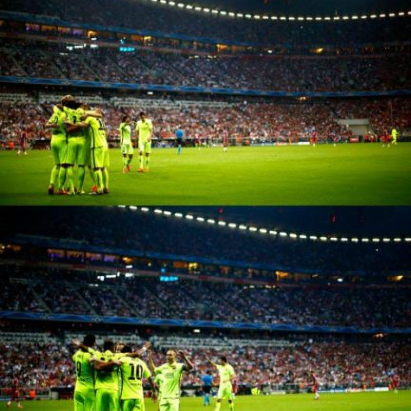 El próximo 6 de junio, Barcelona jugará la final de la Champions League en Berlín Foto:Getty Images