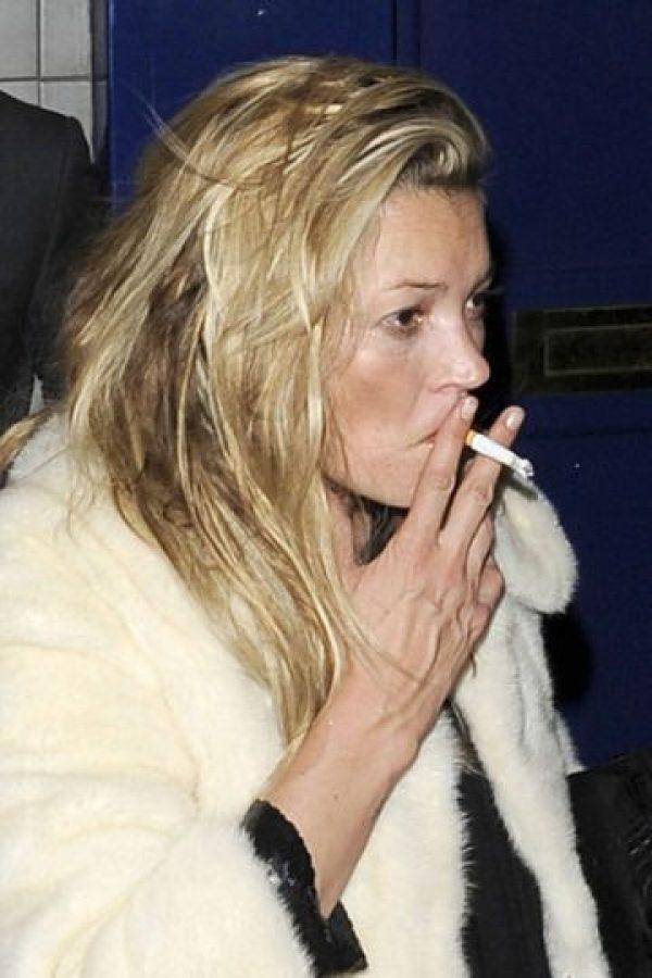 Kate Moss Foto:Agencias