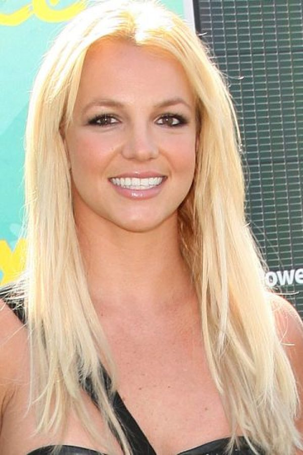 Britney Spears. Foto: vía Getty Images