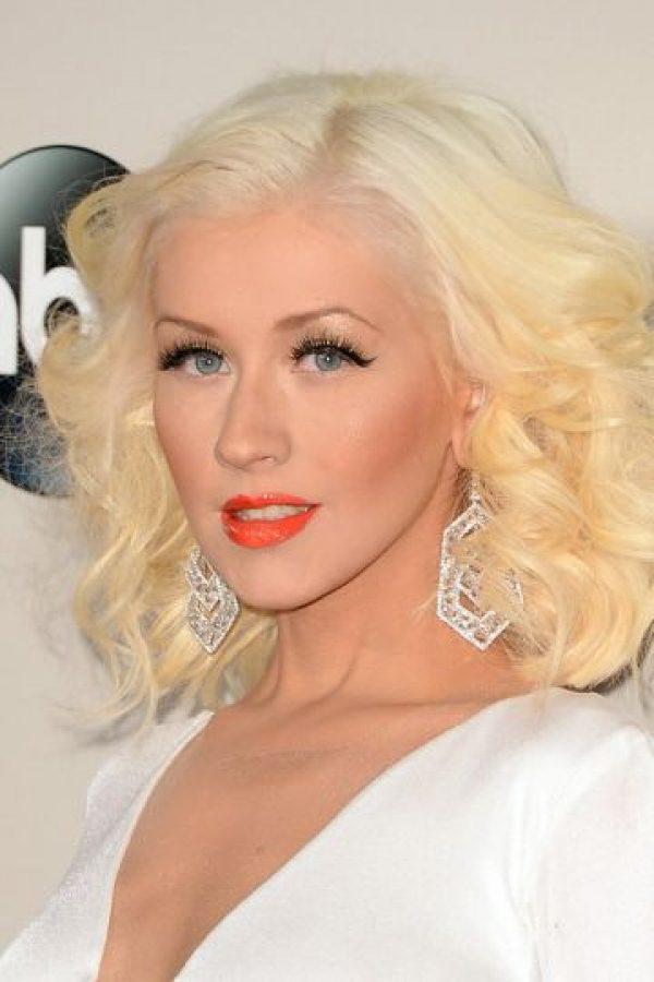 Christina Aguilera ha sido la reina de las transformaciones. Foto:vía Getty Images