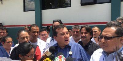 Médicos del IGSS piden la liberación de sus compañeros
