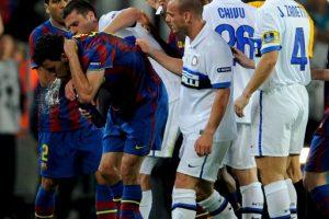 Y ambos le pasaron por encima a Barcelona y Olympique de Lyon. Foto:Getty Images
