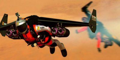 VIDEO: Ellos vuelan como si fueran superhéroes