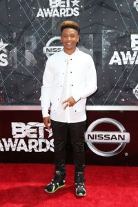 "Jacob Latimore – ""Flash Thompson"" Foto: Getty Images"