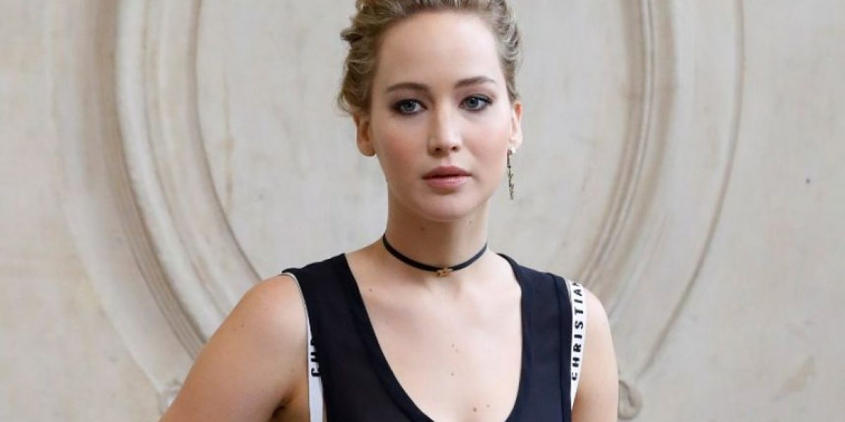 Jennifer Lawrence visita hospital en Kentucky