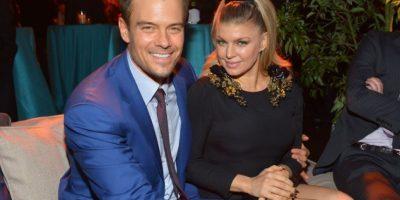 Fergie y Josh Duhamel Foto:Agencias