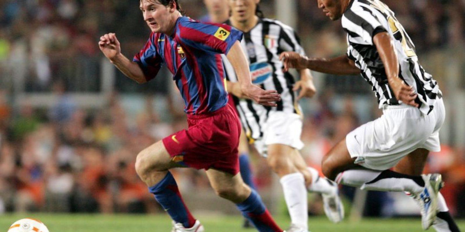 El Trofeo Joan Gamper es el partido de presentación del Barcelona cada temporada. Foto:Publinews