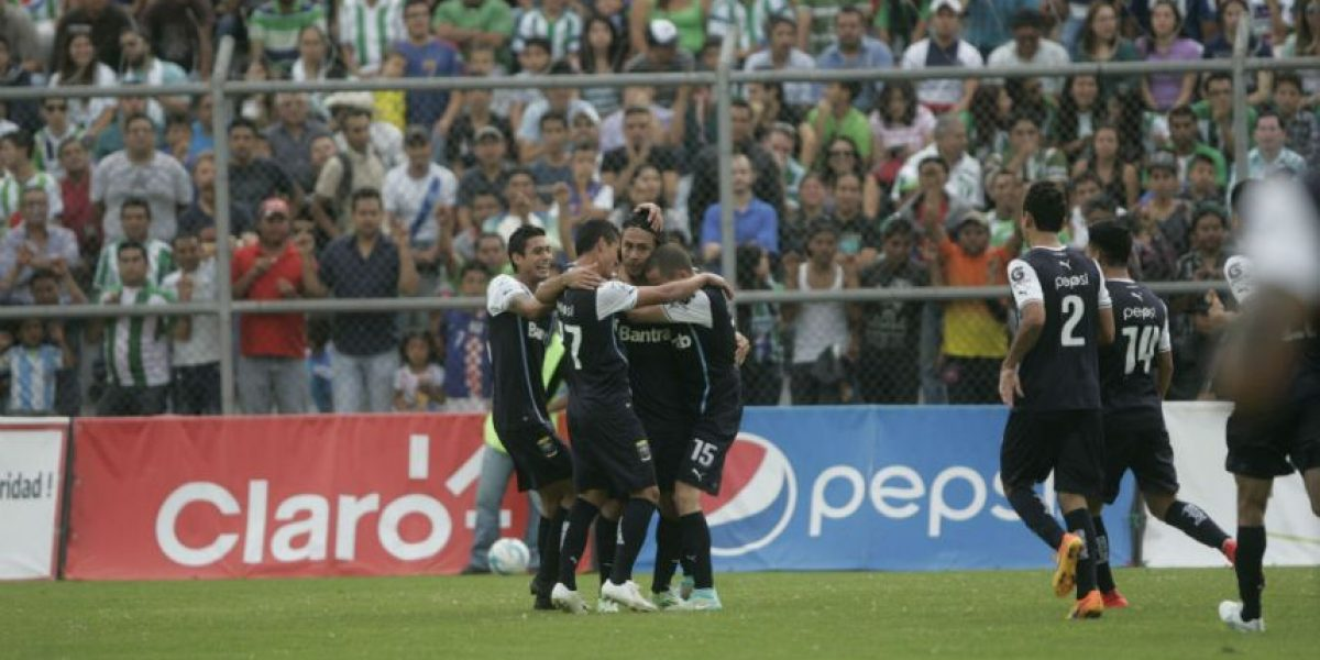 Los cremas sentencian la semifinal frente a Antigua en el juego de ida