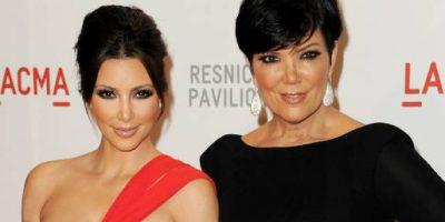 Kris Jenner y Kim Kardashian Foto:Agencias