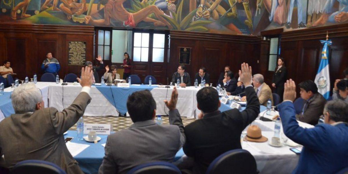 Congreso agenda reformas y el antejuicio contra Pérez