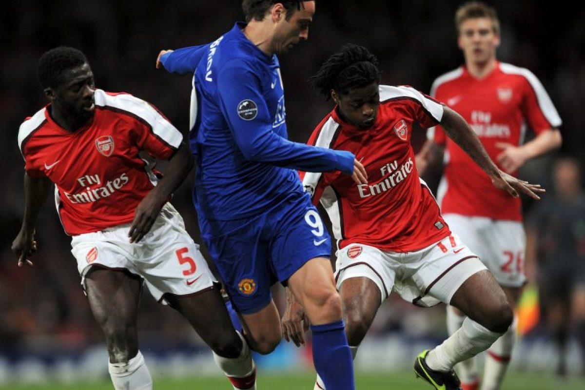 Para 2009, Barcelona y Manchester United superaron a Chelsea y Arsenal, respectivamente. Foto:Getty Images