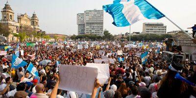 Estudiantes se unen por marcha contra la corrupción