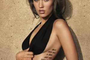 Megan Fox Foto:Agencias