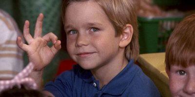 """Los gemelos Cousins interpretaron al pequeño """"Dominic"""". Foto: Imagine Entertainment"""