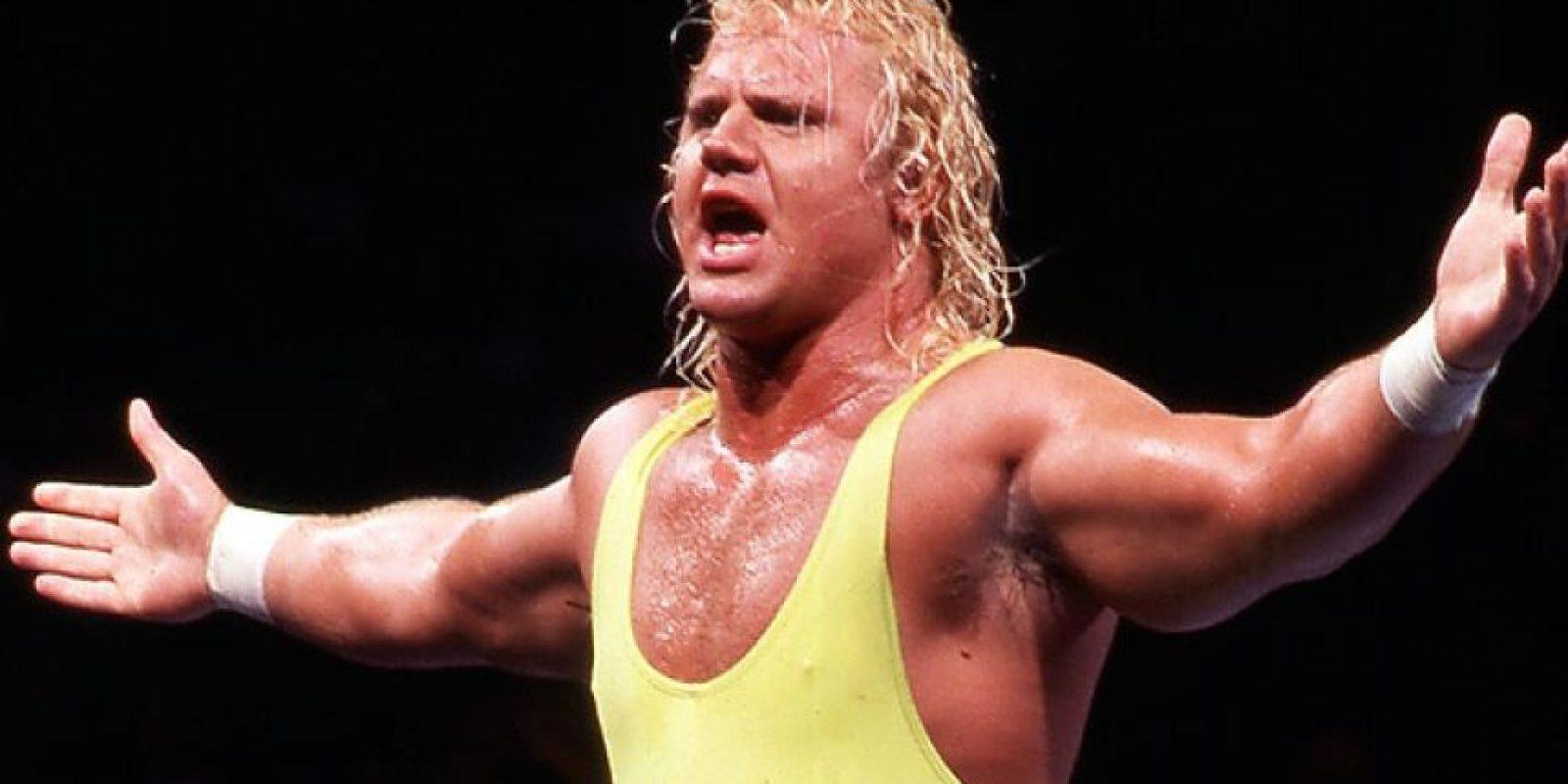 Murió en 2003 a la edad de 43 años por una sobredosis de cocaína Foto:WWE