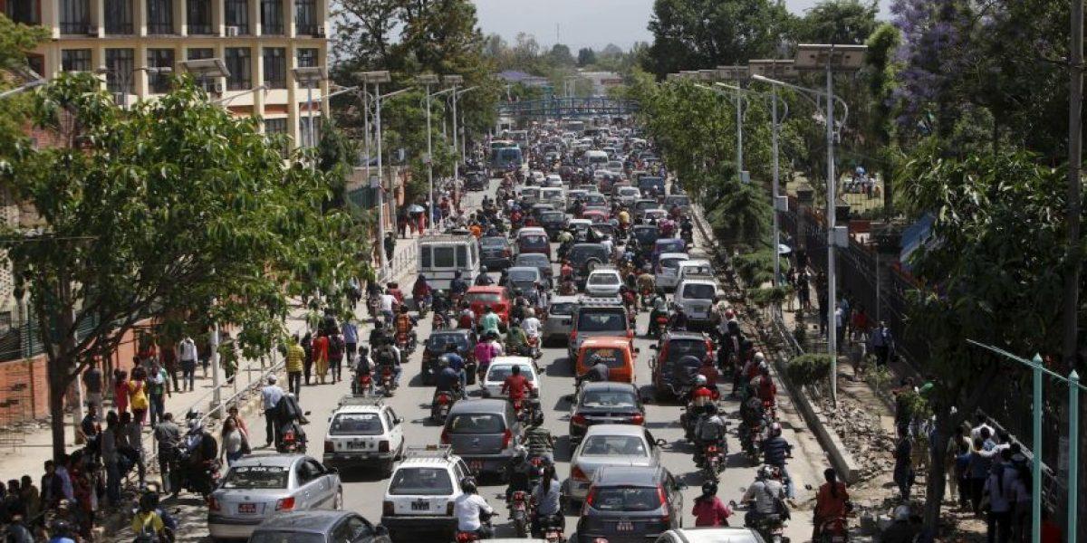VIDEO: Así luce Nepal tras nuevo terremoto magnitud 7.3