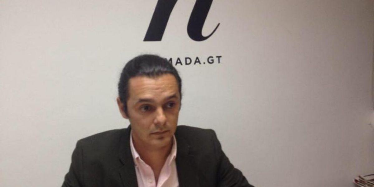 Periodista Martín Rodríguez habla sobre Baldizón en CNN