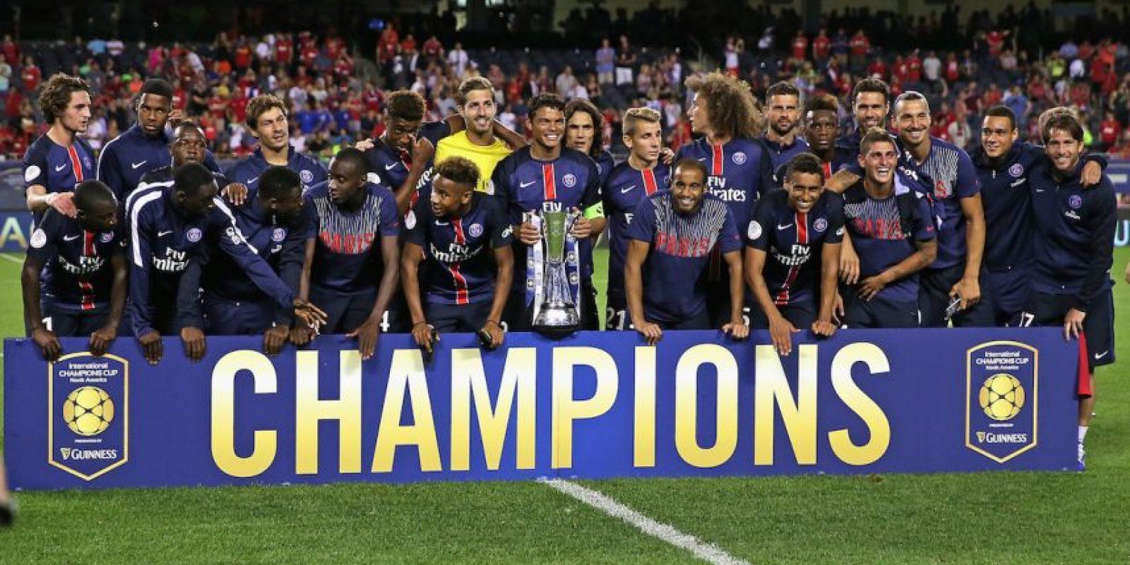 Paris Saint-Germain vs. Olympique de Lyon. Foto:Getty Images