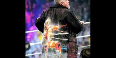 Fue inducido al Salón de la Fama el 5 de abril de 2014 y murió tres días después a los 54 años Foto:WWE