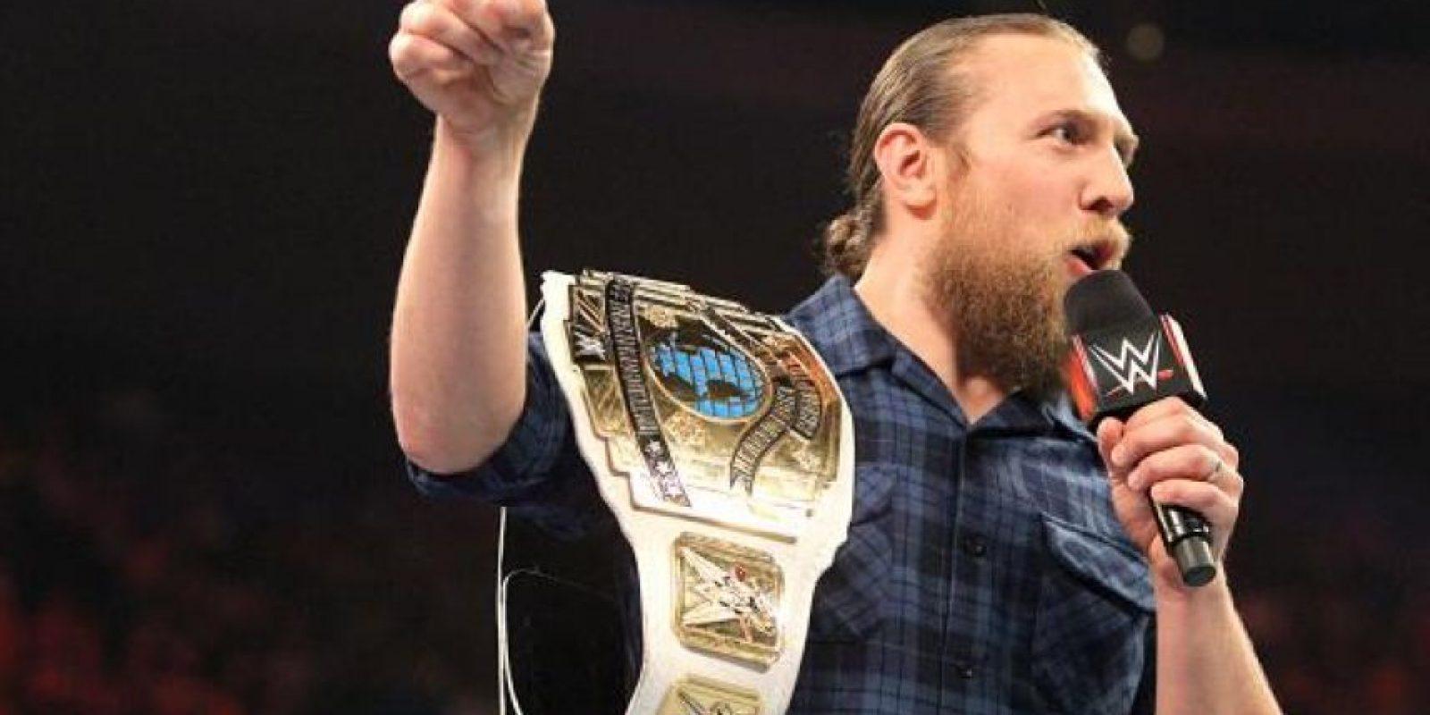 6. Daniel Bryan Foto:WWE