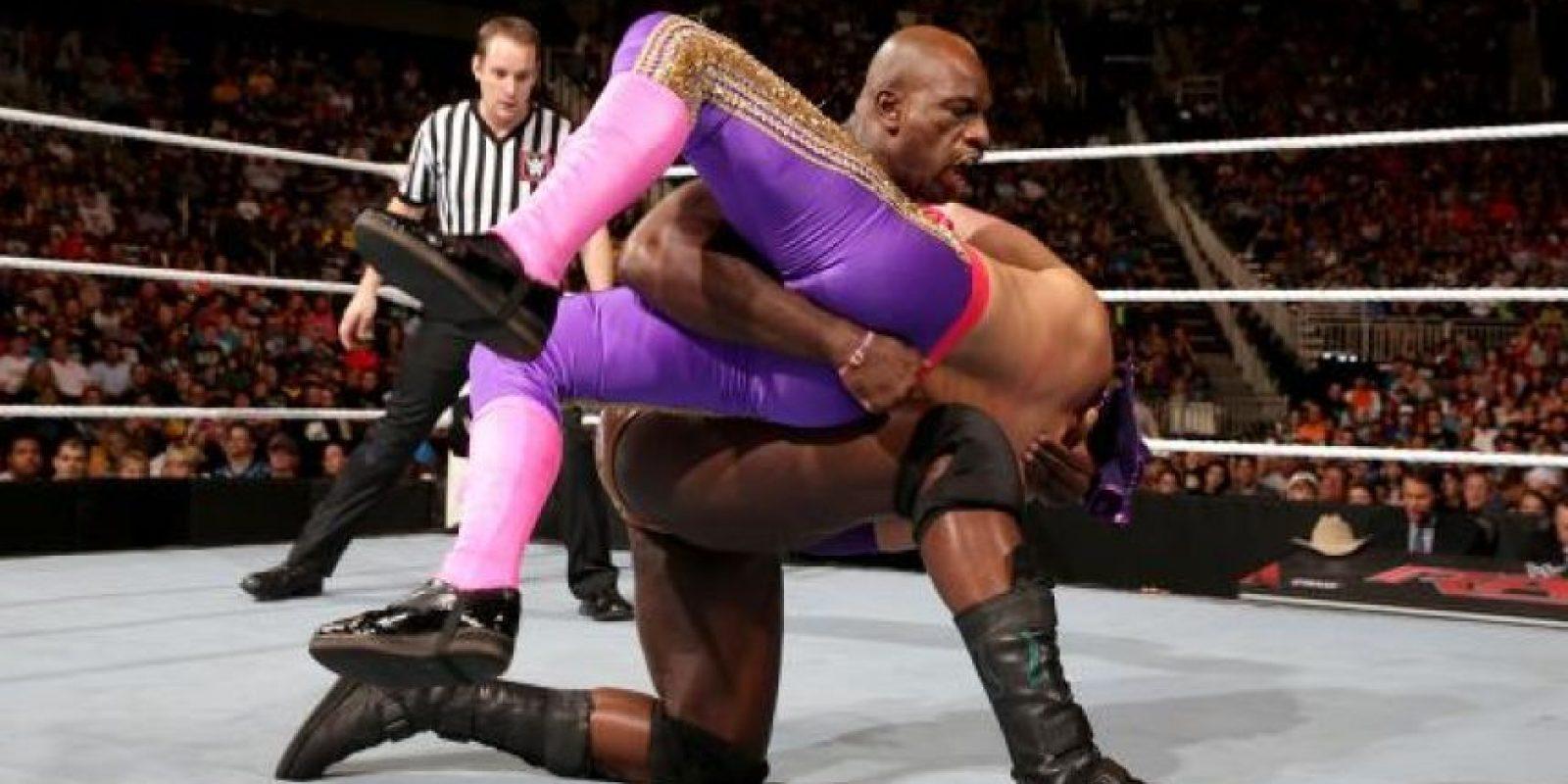 Pertenece a la WWE desde 2009 Foto:WWE