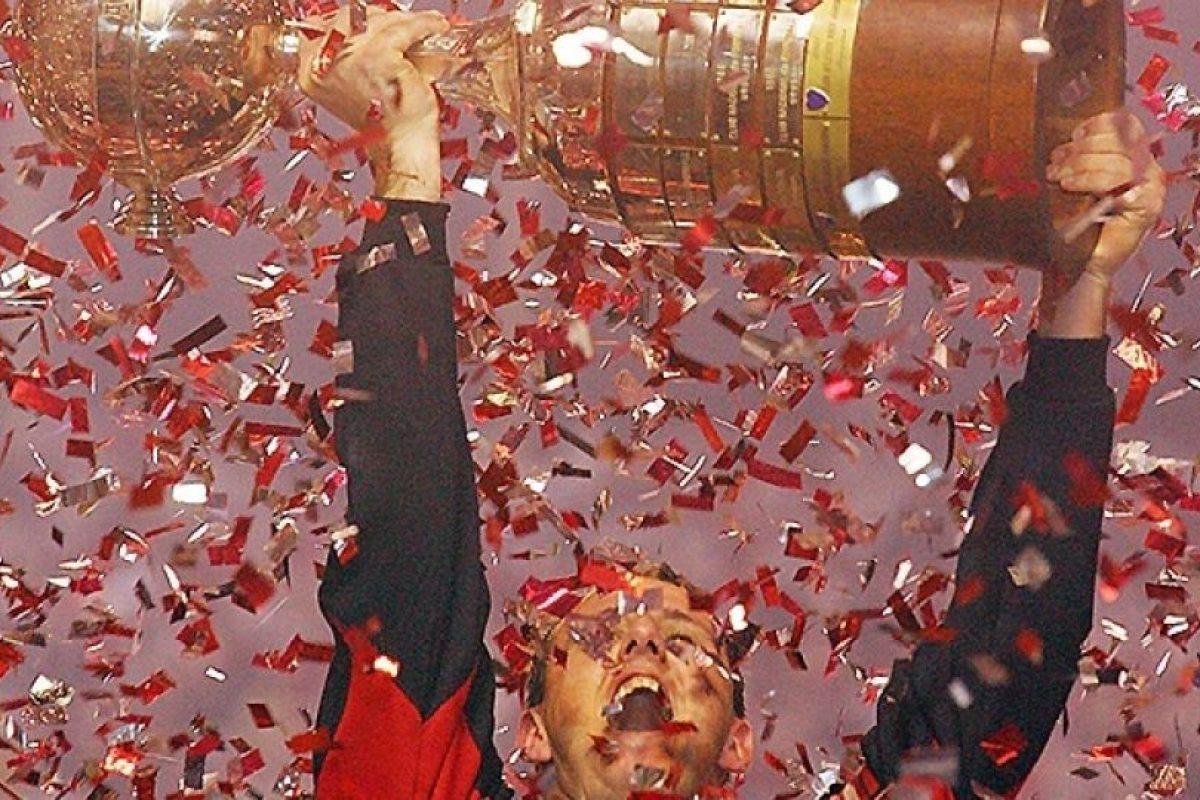 Tiene 3 títulos (1992, 1993, 2005) Foto:AFP