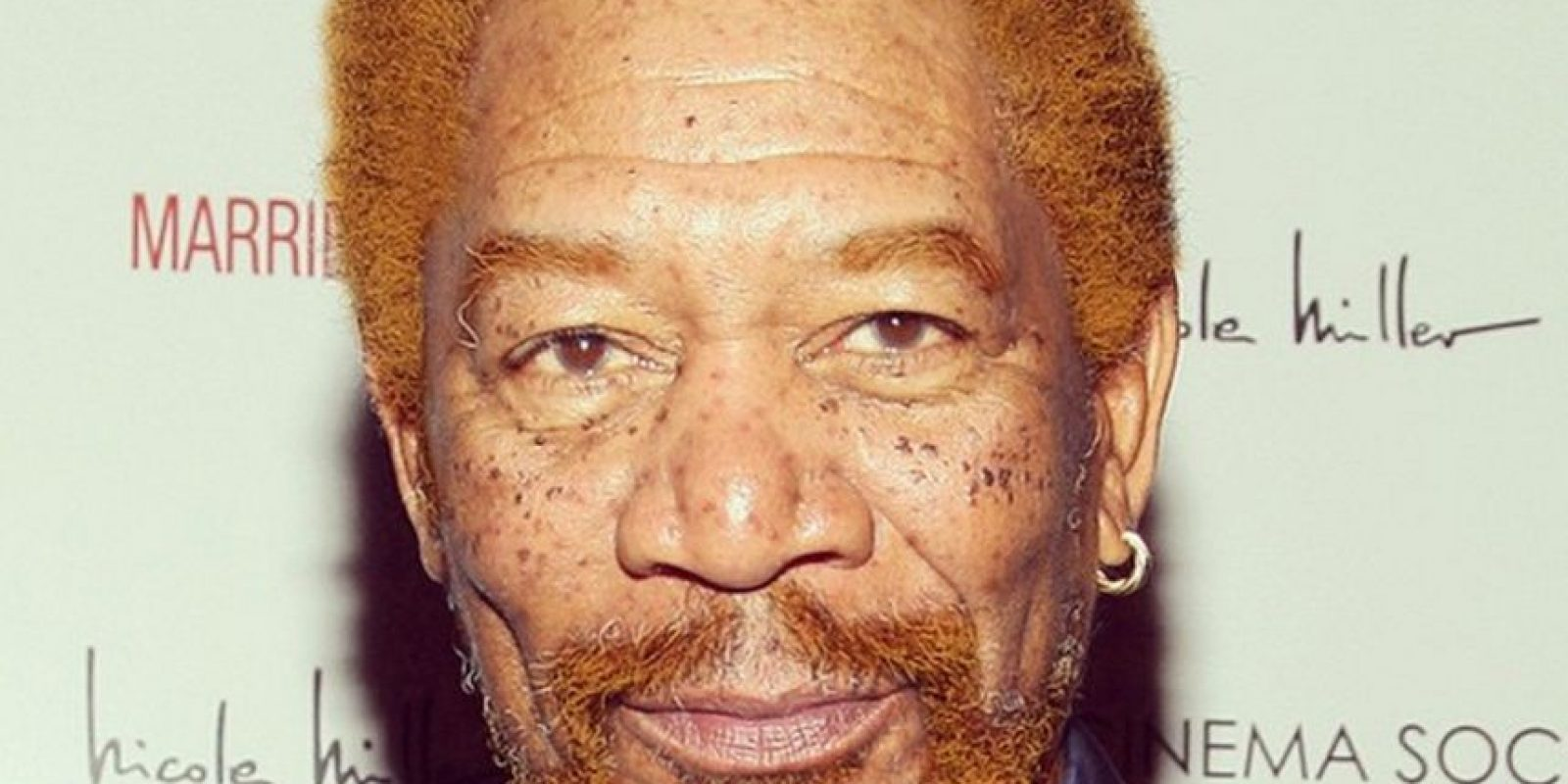 Morgan Freeman Foto:Vía instagram.com/putarangonit/