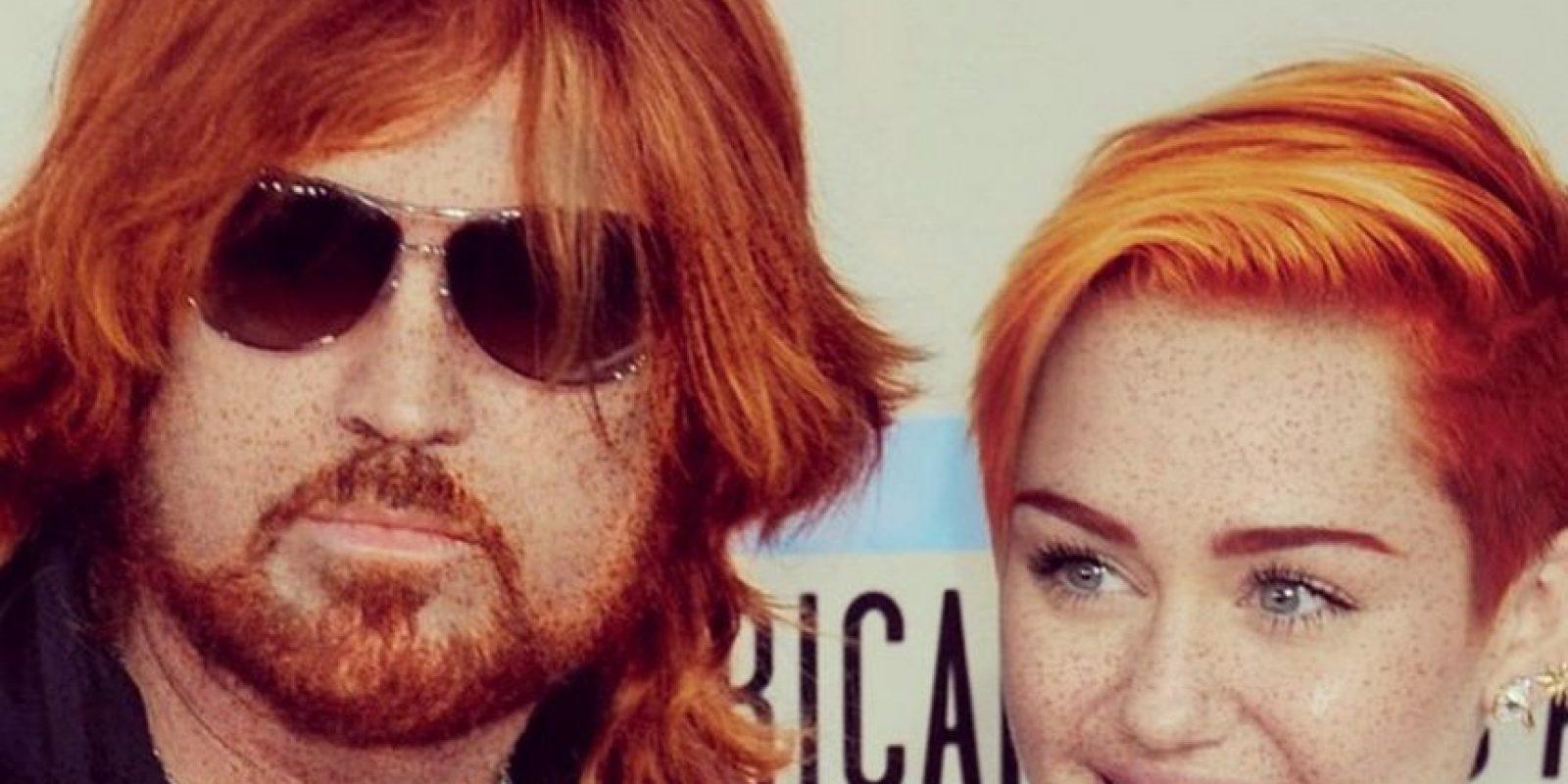 Milli Ray y Miley Cyrus Foto:Vía instagram.com/putarangonit/