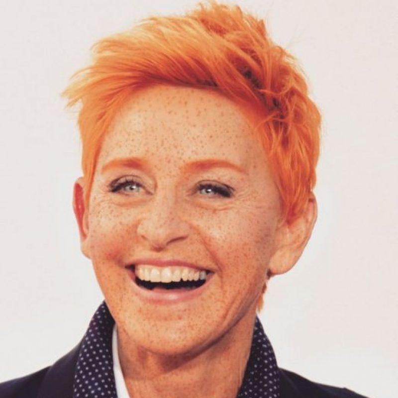 Ellen DeGeneres Foto:Vía instagram.com/putarangonit/