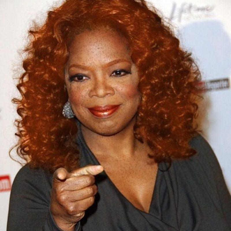 Oprah Winfrey Foto:Vía instagram.com/putarangonit/