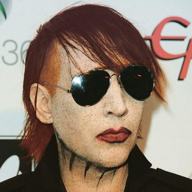 Marilyn Manson Foto:Vía instagram.com/putarangonit/