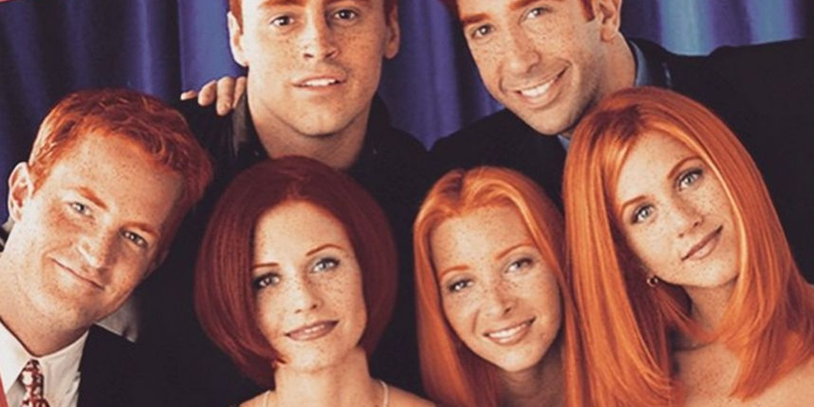 """El elenco de """"Friends"""" Foto:Vía instagram.com/putarangonit/"""