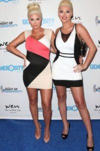 Karissa y Kristina Shannon Foto:Getty Images