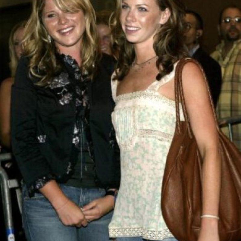 Barbara y Jenna Bush Foto:Getty Images
