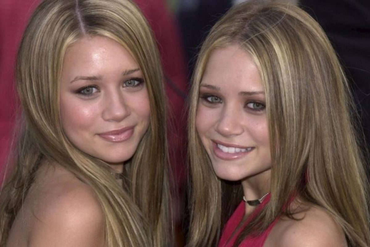 Mary-Kate y Ashley Olsen Foto:Getty Images