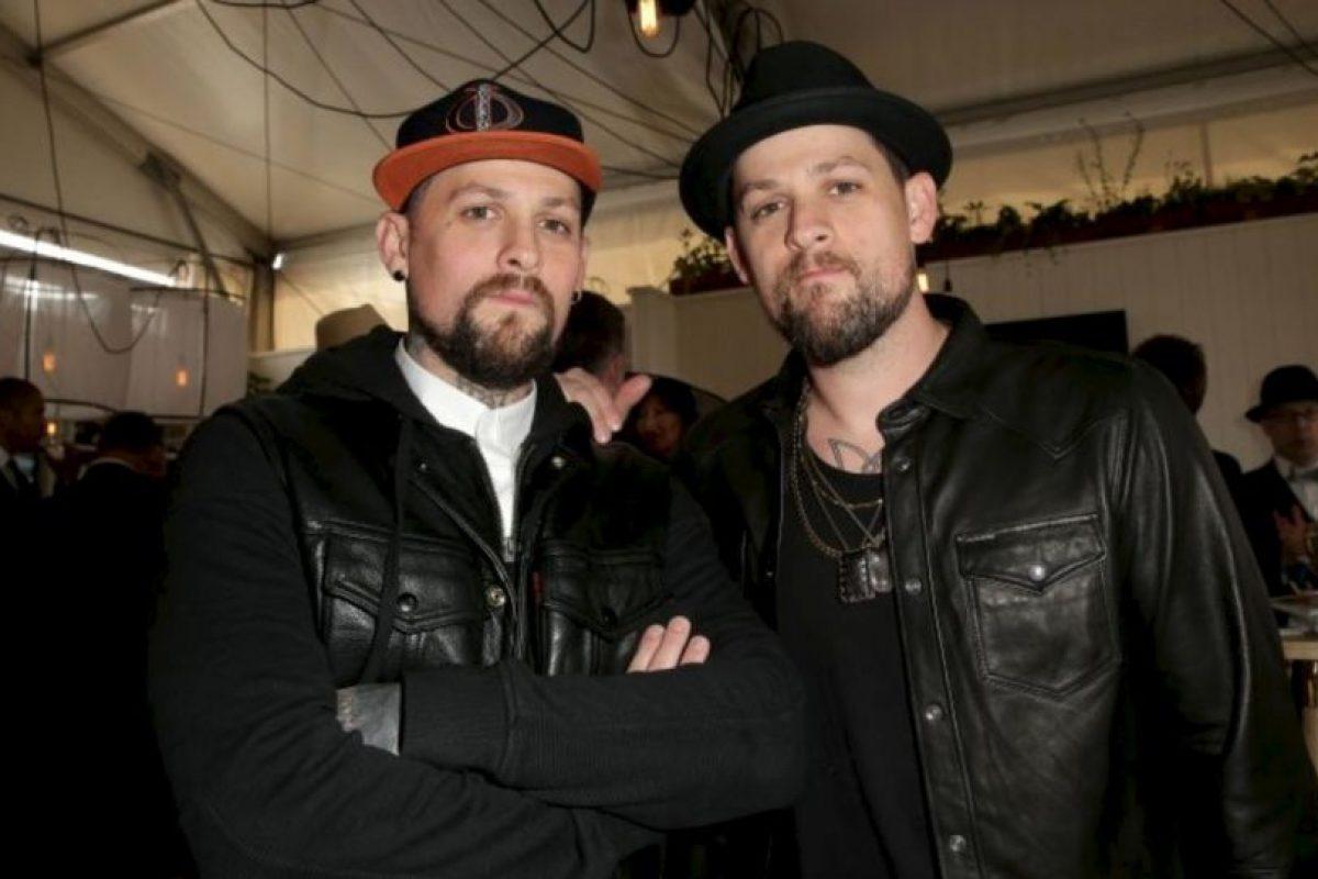 Benji y Joel Madden Foto:Getty Images