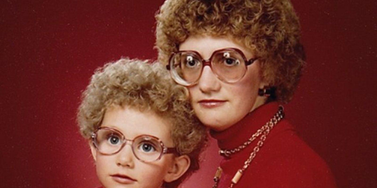 """Abusaron del """"Soil Glo"""" Foto:Awkward Family Photos"""