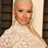Christina Aguilera Foto: vía Getty Images