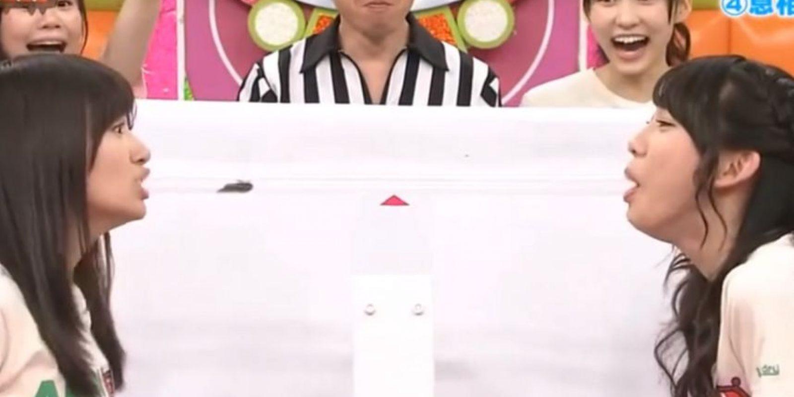 """También hay dos comediantes llamados """"Bad Boys"""". Foto:vía Youtube/Tv Nippon"""